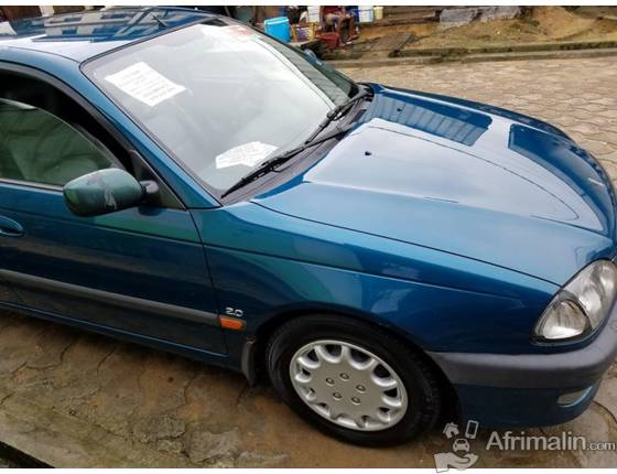 TOYOTA AVENSIS A VENDRE