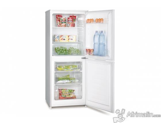 Réfrigérateur Combiné 196L HISENSE RD-25DC4SA - Gris