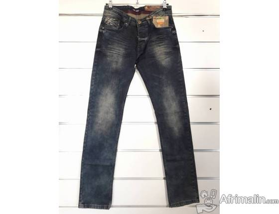 Pantalon jean homme JH4 toutes tailles