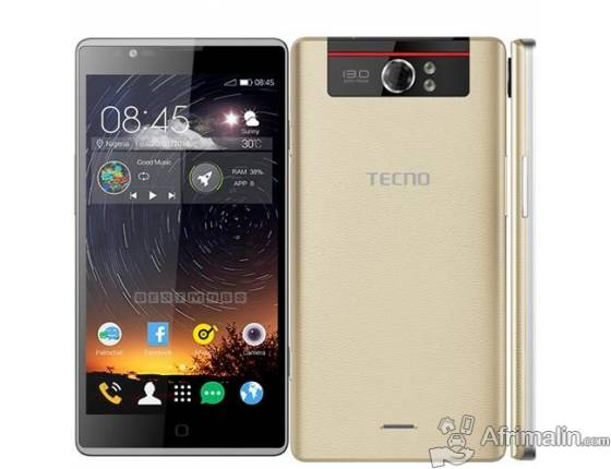 "TECNO Camon C8 5,5""-RAM 1GB- 13MP-16GB"