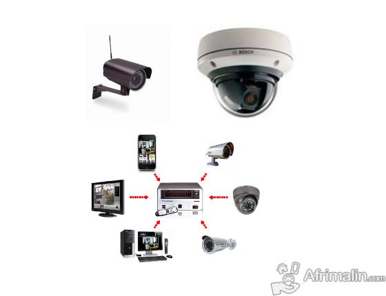 Electricité - vidéo surveillance - Froid - Peinture - Contrôle accès