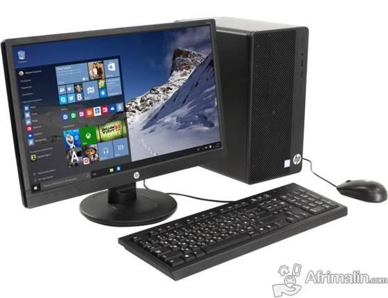 HP Core i7( 8th Génération ) + 16Go RAM