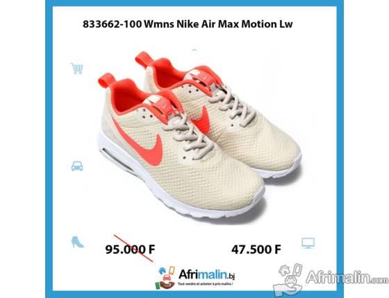 Nike WMNS Air Max Motion LW Se, Chaussures de Gymnastique Femme