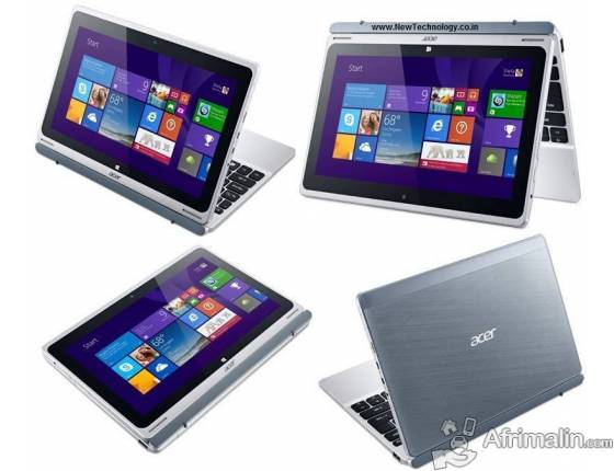 Ordinateur portable 2 en 1 ACER Aspire Switch 10