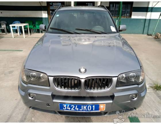 BMW X3 - Kinshasa, Région de Kinshasa, République ...