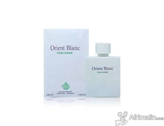 Parfums : ORIENT BLANC