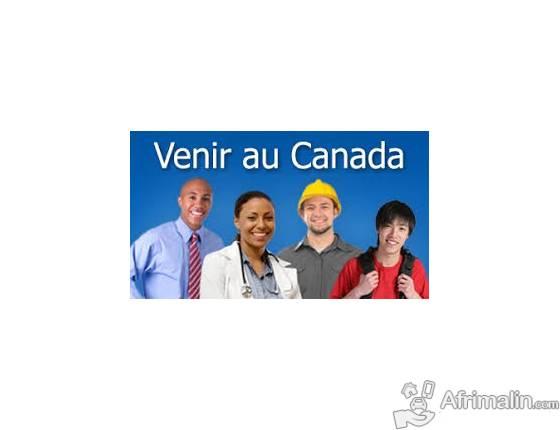 OPPORTUNITÉ, IMMIGRATION, EMBAUCHE CANADA!!!