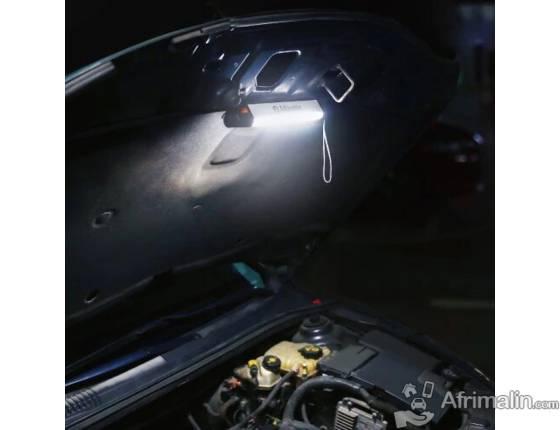 Lampe Multifonction Magnétique & Rechargeable