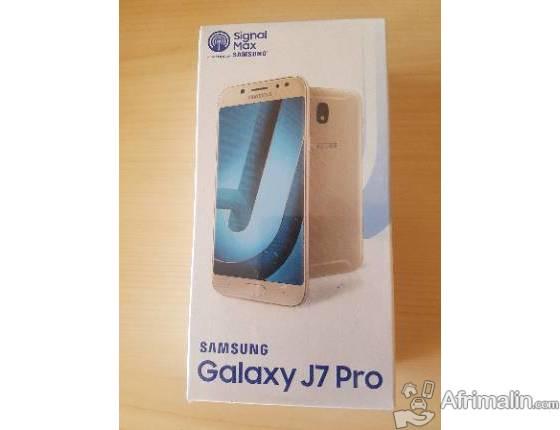 Samsung galaxy J7 pro a vendre