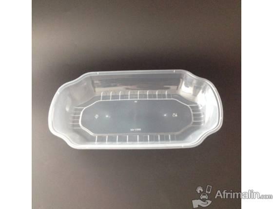 Fish Box en plastique avec couvercle
