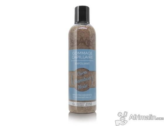 Produits capillaires SOARN : Gommage capillaire coco Bambou Noix