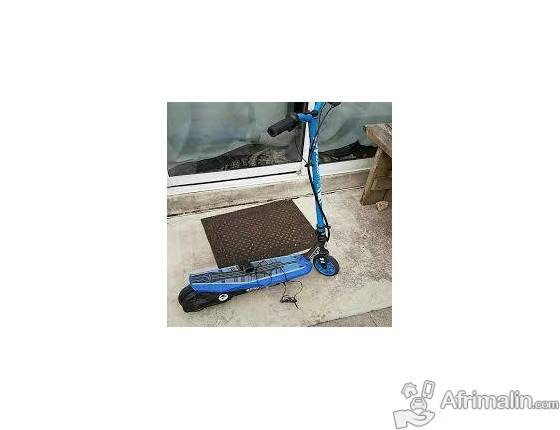 ppp scooter mfg electrique bleu