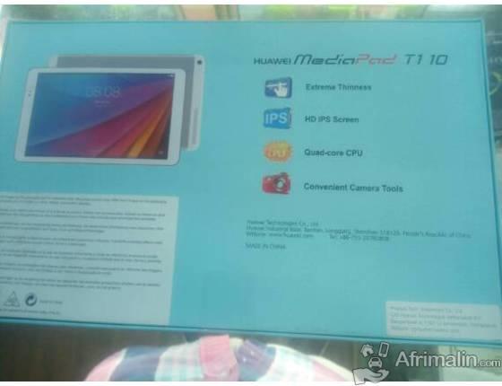 Tablette huawei media pad t1 10