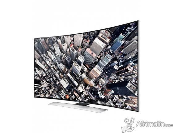 "Samsung TV 65"" Ultra HD UA65HU9000 - Noir"