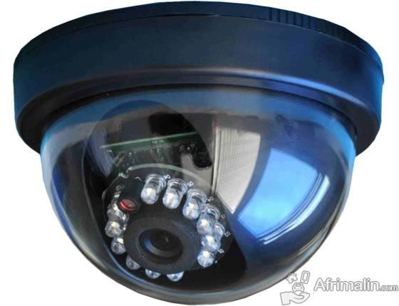 4 cameras de surveillance
