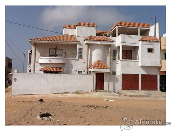 villa a vendre pikine r gion de dakar s n gal. Black Bedroom Furniture Sets. Home Design Ideas