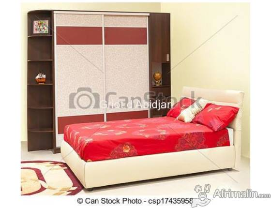 matelas orthopedique m dical deux places abidjan r gion d 39 abidjan c te d 39 ivoire meubles. Black Bedroom Furniture Sets. Home Design Ideas