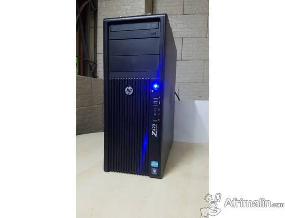 Serveur HP Z420 Workstation - Xeon