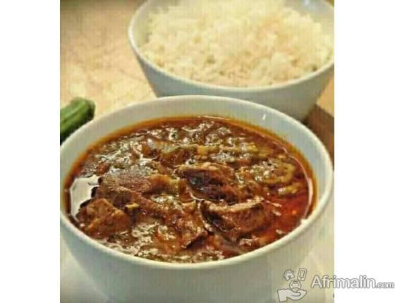 riz soupe kandja