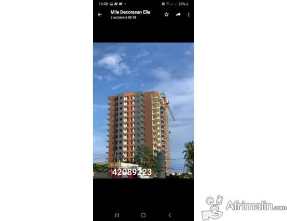 Vente des appartements de 4 pièces de haut standing à Marcory zone 4