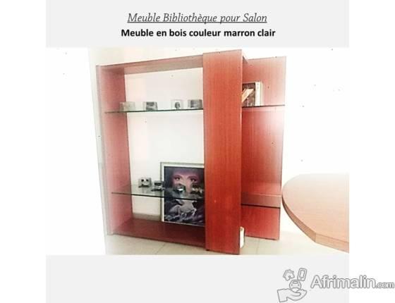 Meubles Bibliothèque pour salon
