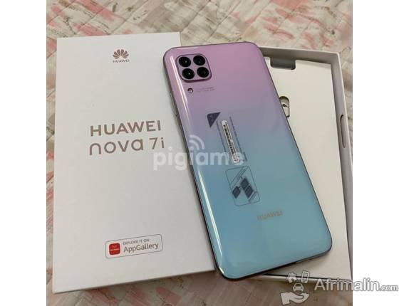 Téléphone portable: Huawei Nova 7i,