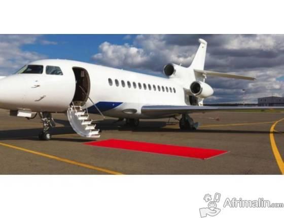 Location Jet Privé Paris Abidjan