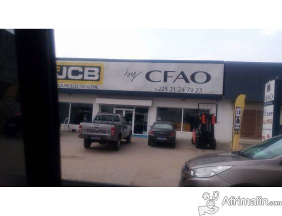 Zone4 vers cfao location grand magasin