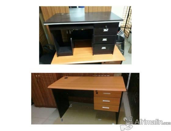 Tables de bureau dakar région de dakar sénégal meubles sur