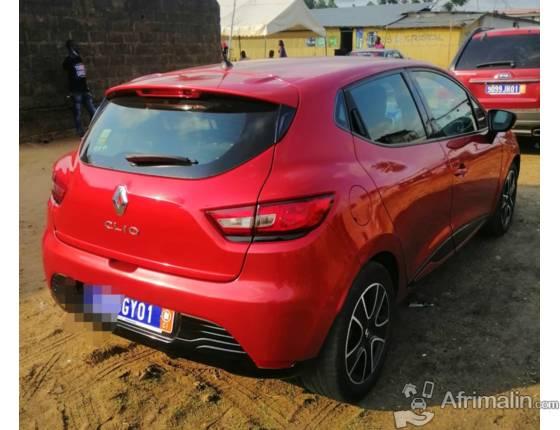 Renault clio en vente