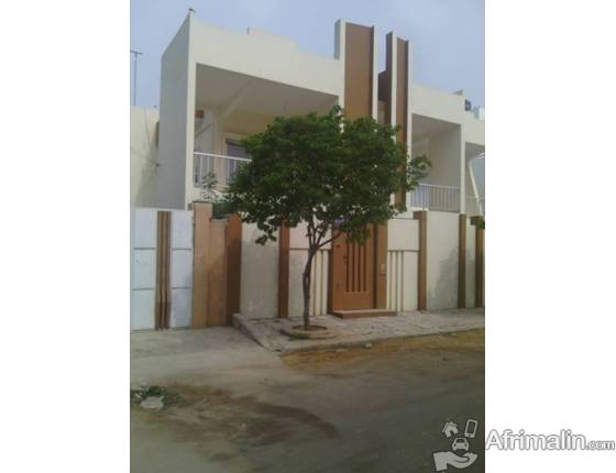 villas a vendre cotonou r gion du littoral b nin. Black Bedroom Furniture Sets. Home Design Ideas