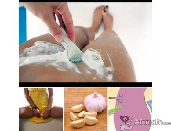 Santé intime du vagin: Comment laver et bien prendre soin avec l'ail ?