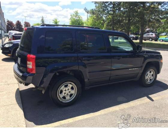 Jeep Patriot en vente