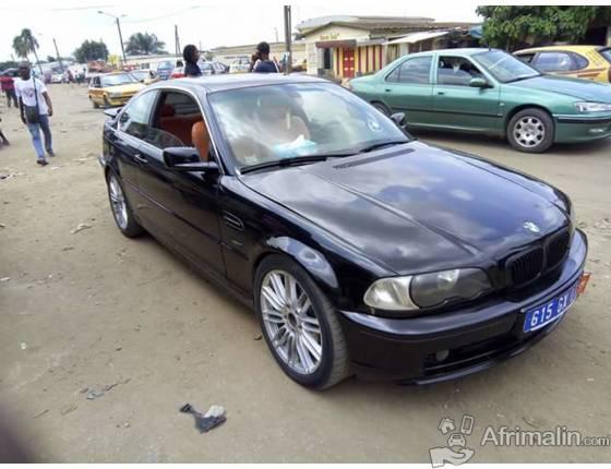Bmw E46 Boite Auto Annee 2003 Abidjan Region D Abidjan Cote D