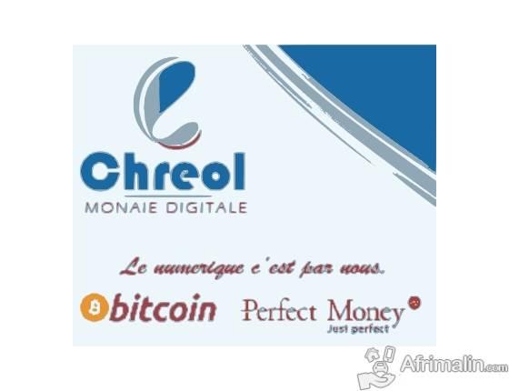 Rechargez vos comptes de monnaies digitales chez CHREOL & FILS Facilement