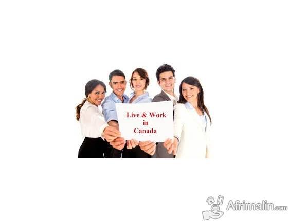 Opportunité d'emploi au Canada, Faites-vous remarquez !!!
