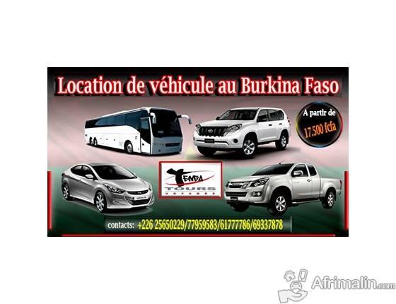 Location de vehicule