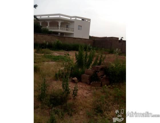 Un appartement de 2 chambres salon en location à Ouaga 2000