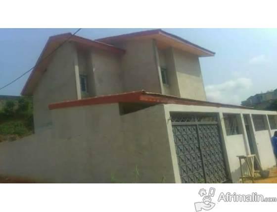 maison a vendre a cocody rivera abidjan r gion d. Black Bedroom Furniture Sets. Home Design Ideas