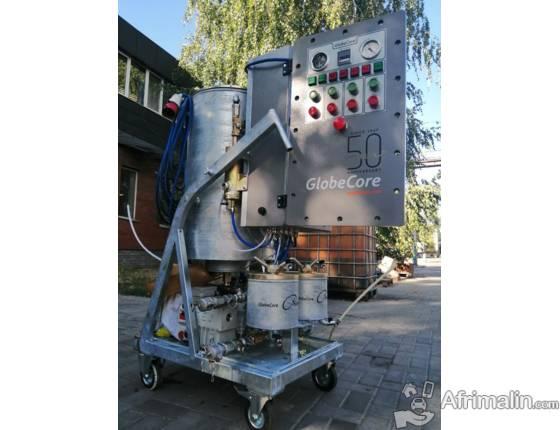 Appareils de traitement des huiles de transformateurs,Industrielles,Turbines,