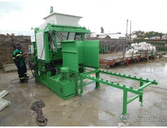 Machine de blocs beton machine a parpaing brique, hourdis
