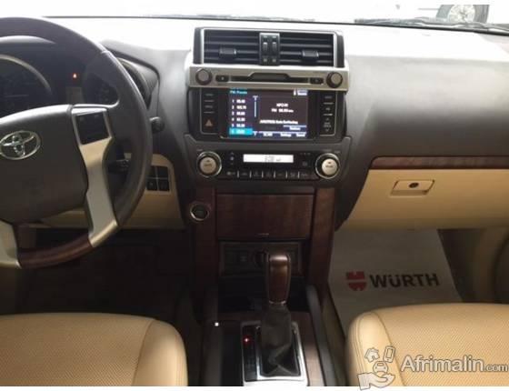 2015 Toyota Land Cruiser urgent sale