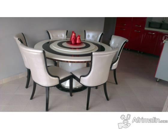 Incroyable Salle à Manger Avec Table à Vendre