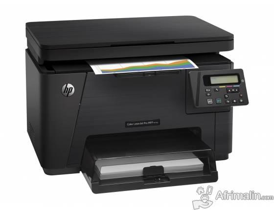 Imprimante multifonctions couleur HP LaserJet Pro M176N