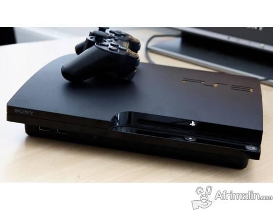 PS3 Slim Pulsée