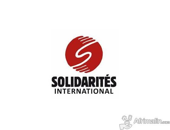 SOLIDARITÉS International – Mission Mali recrute UN(E) CHEF(FE) EQUIPE