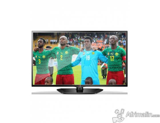 "LG TV LED 42"" 42LN540V Full HD - Noir - 1 DVD Gratuit"