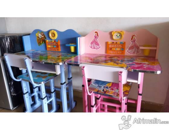 Bureau pour enfant à partir de ans conakry région de conakry