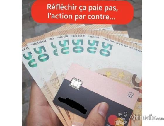Gagner de l'argent tous les mois en travaillant  à domicile ou au Bureau.
