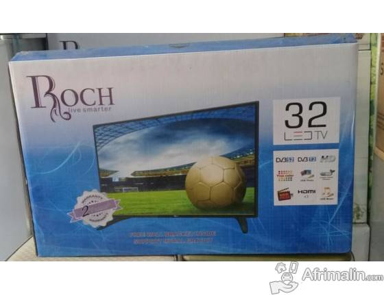 Tv ROCH 32 POUCES  HD